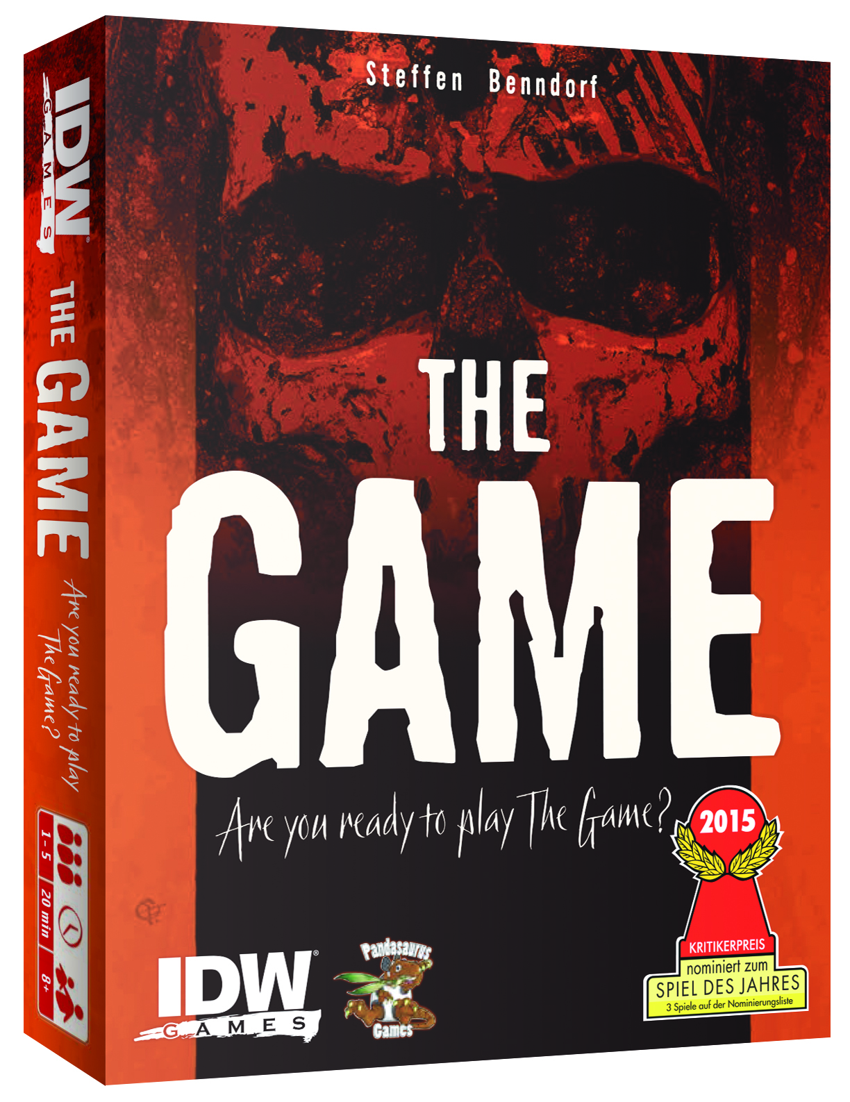 [30 mins] The Game