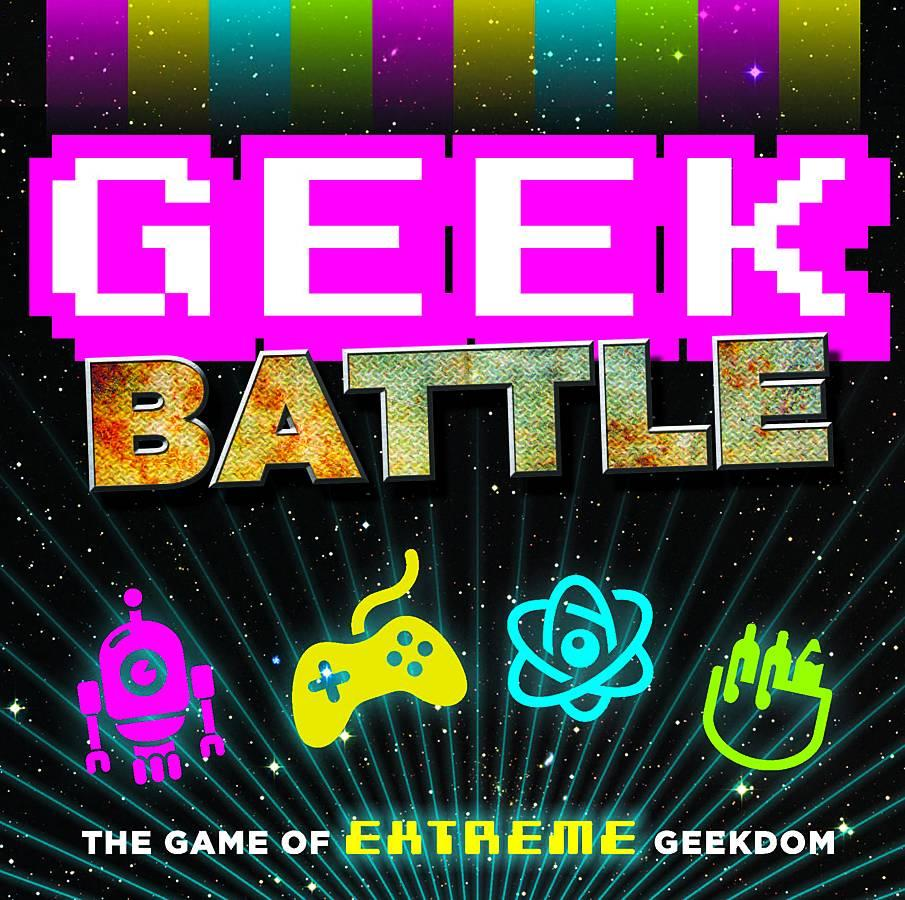 [30 mins] Geek Battle