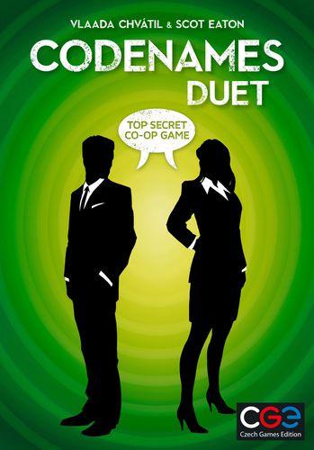 [15 mins] Codenames Duet