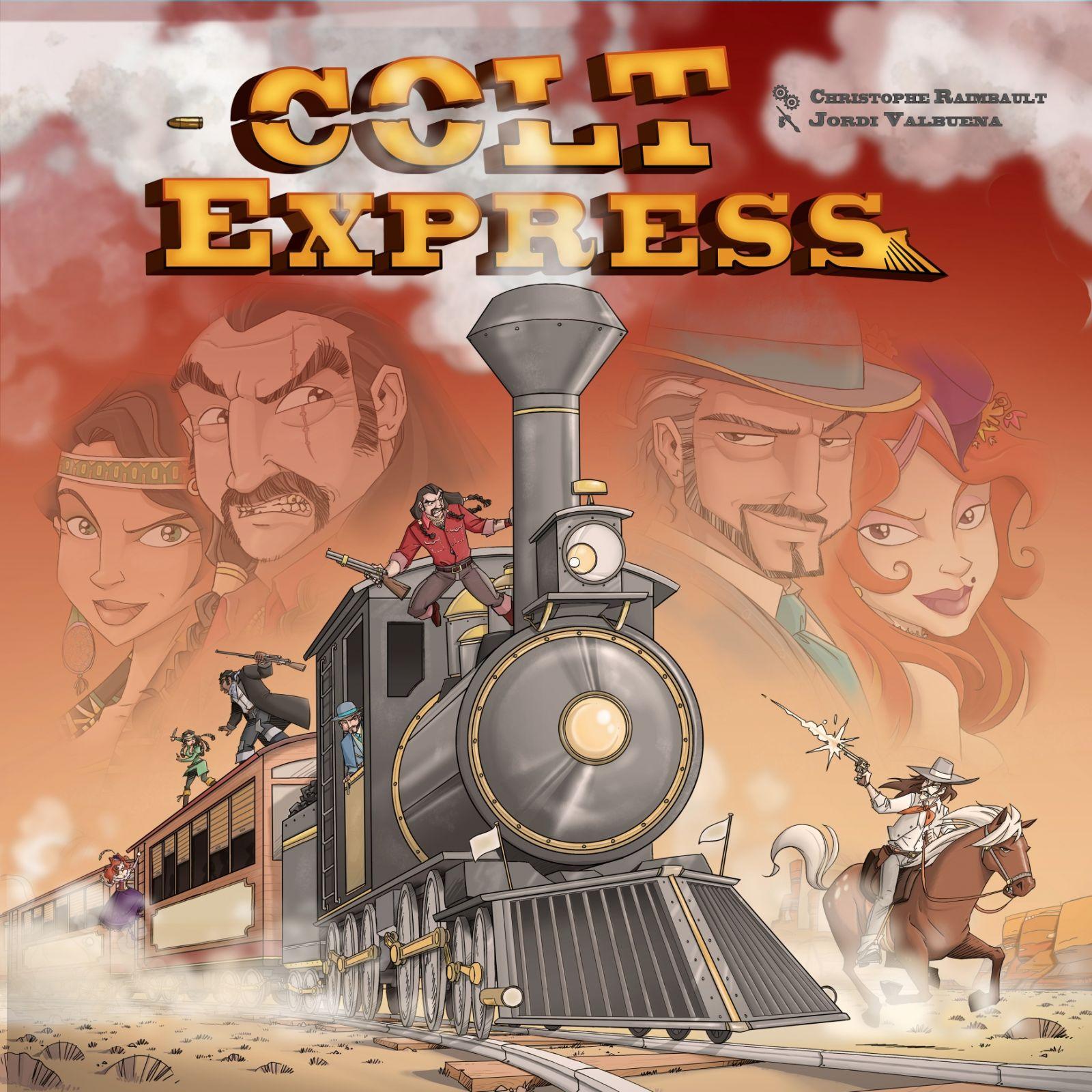 [30 mins] Colt Express