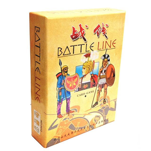 [30 mins] Battle Line