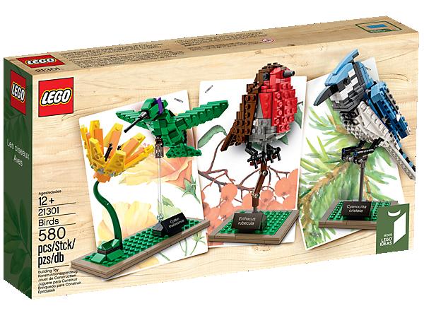 [30 mins] LEGO - Birds