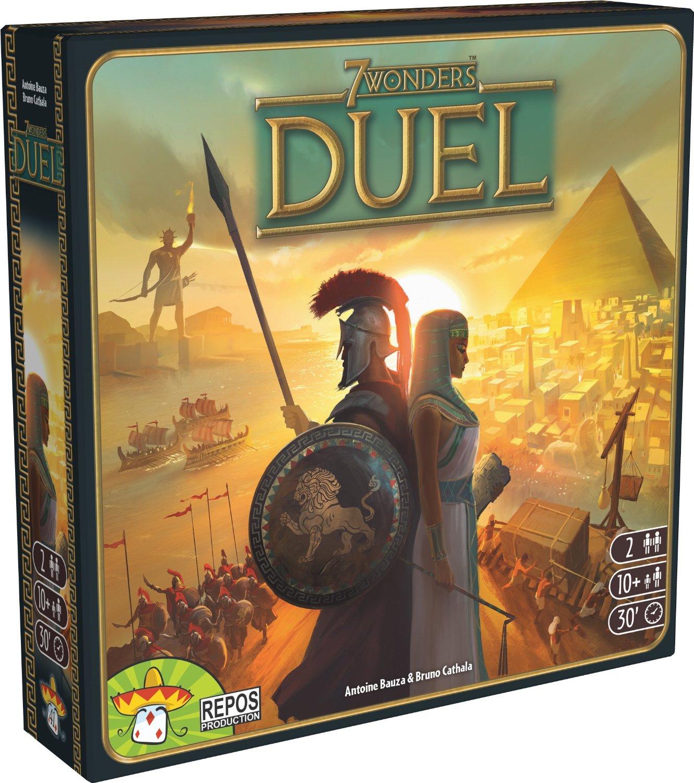 [30 mins] 7 Wonders Duel
