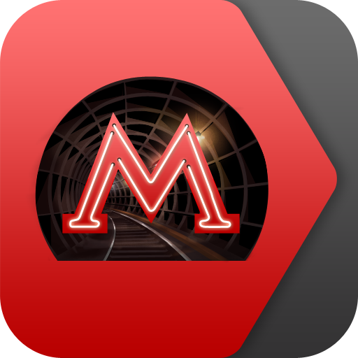 Иконка Яндекс метро