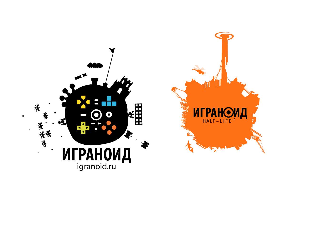 Играноид, лого