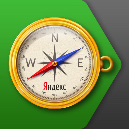 Иконка Яндекс карт