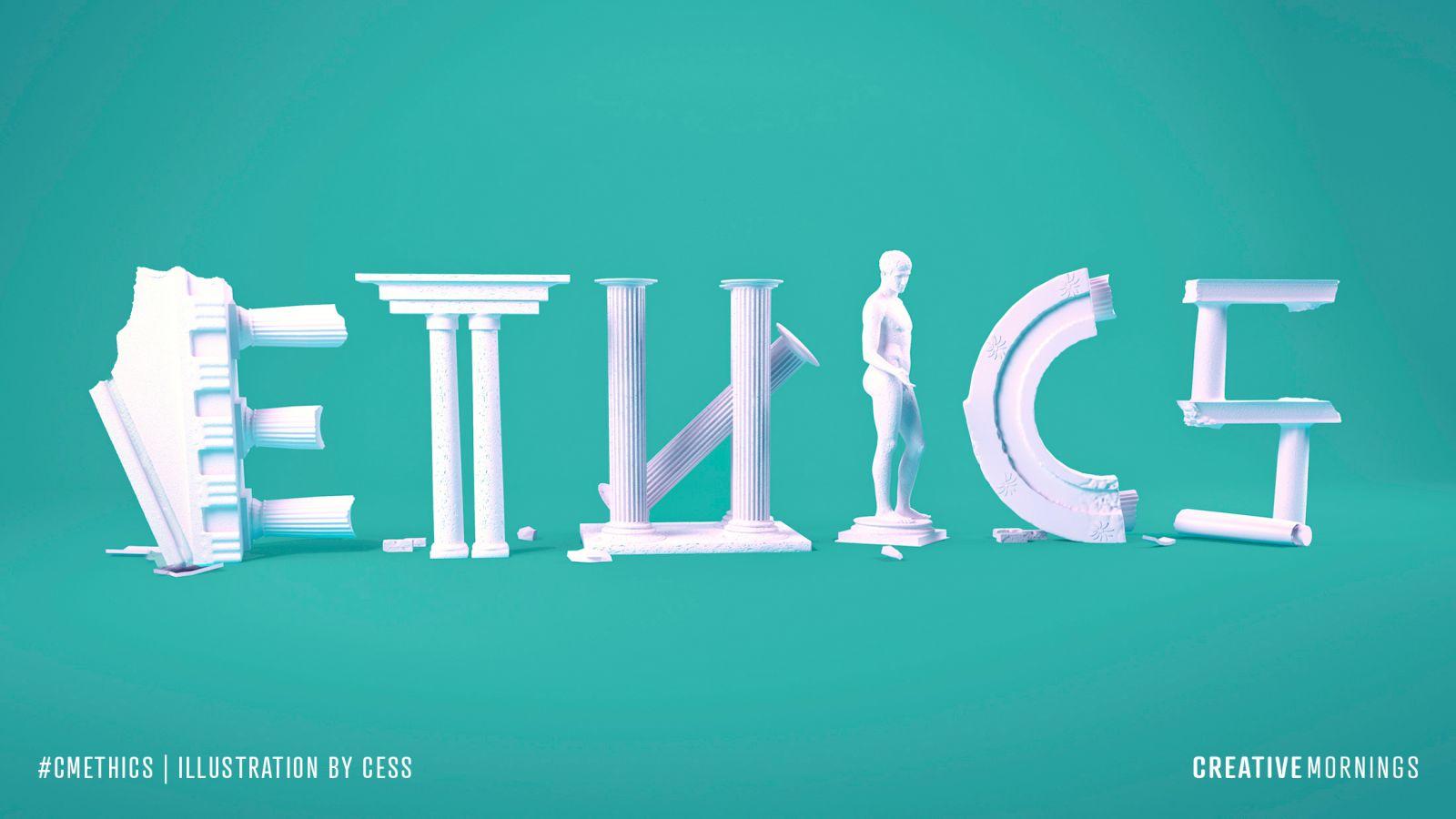 February's theme: Ethics