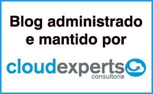 Blog administrado e mantido pela CloudExperts