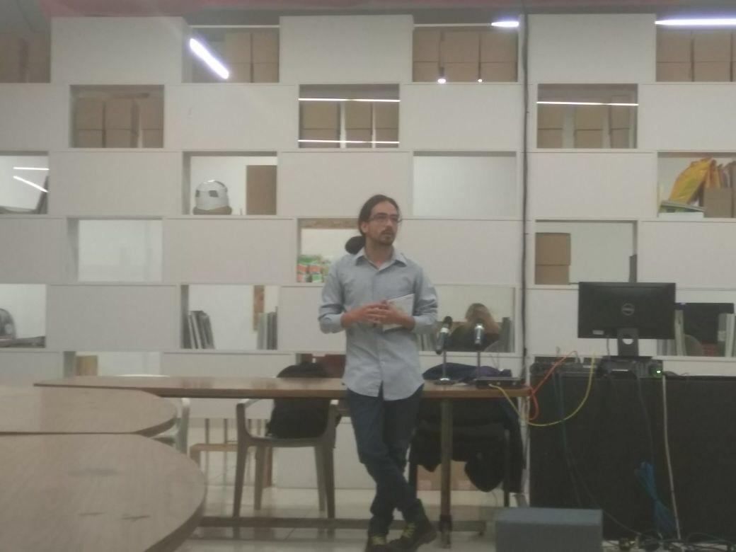 La garganta, el grito y la voz. Aurelio Meza. Taller de Arqueología de medios