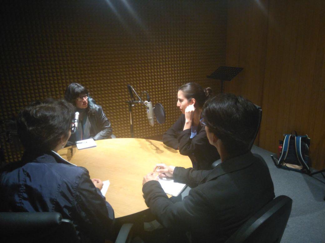 La garganta, el grito y la voz. María Antonia González Valerio, Cinthya García Leyva, Alonzo Cau…