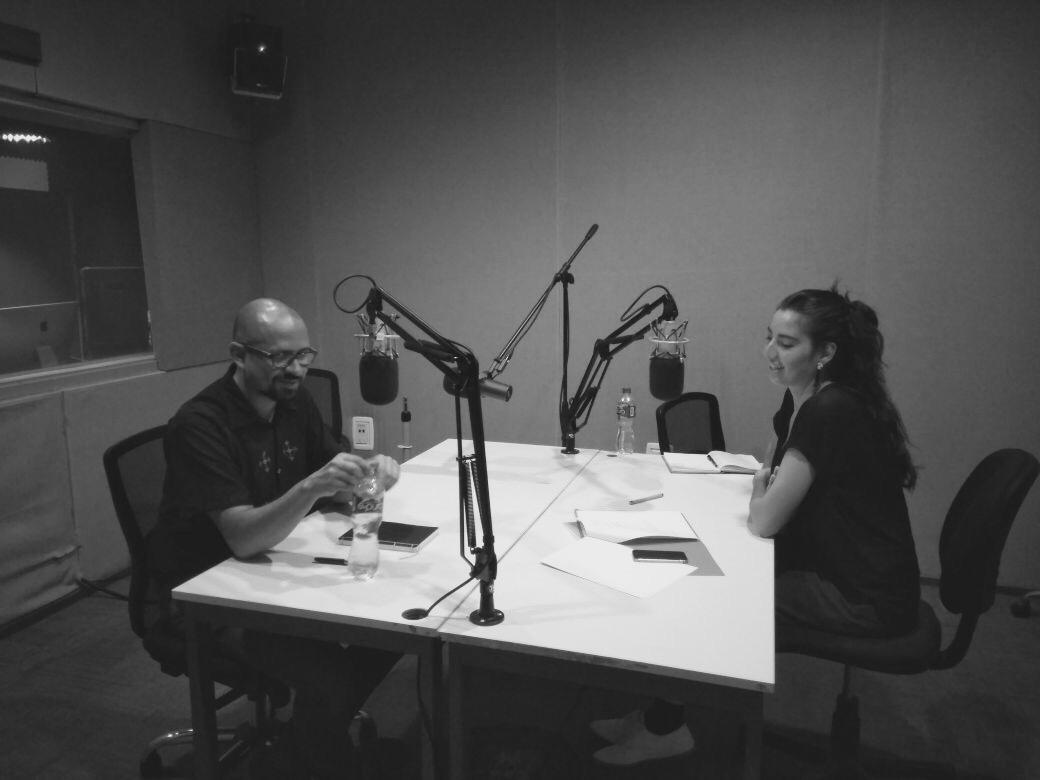 La garganta, el grito y la voz, PoéticaSonoraMX en Radio UNAM