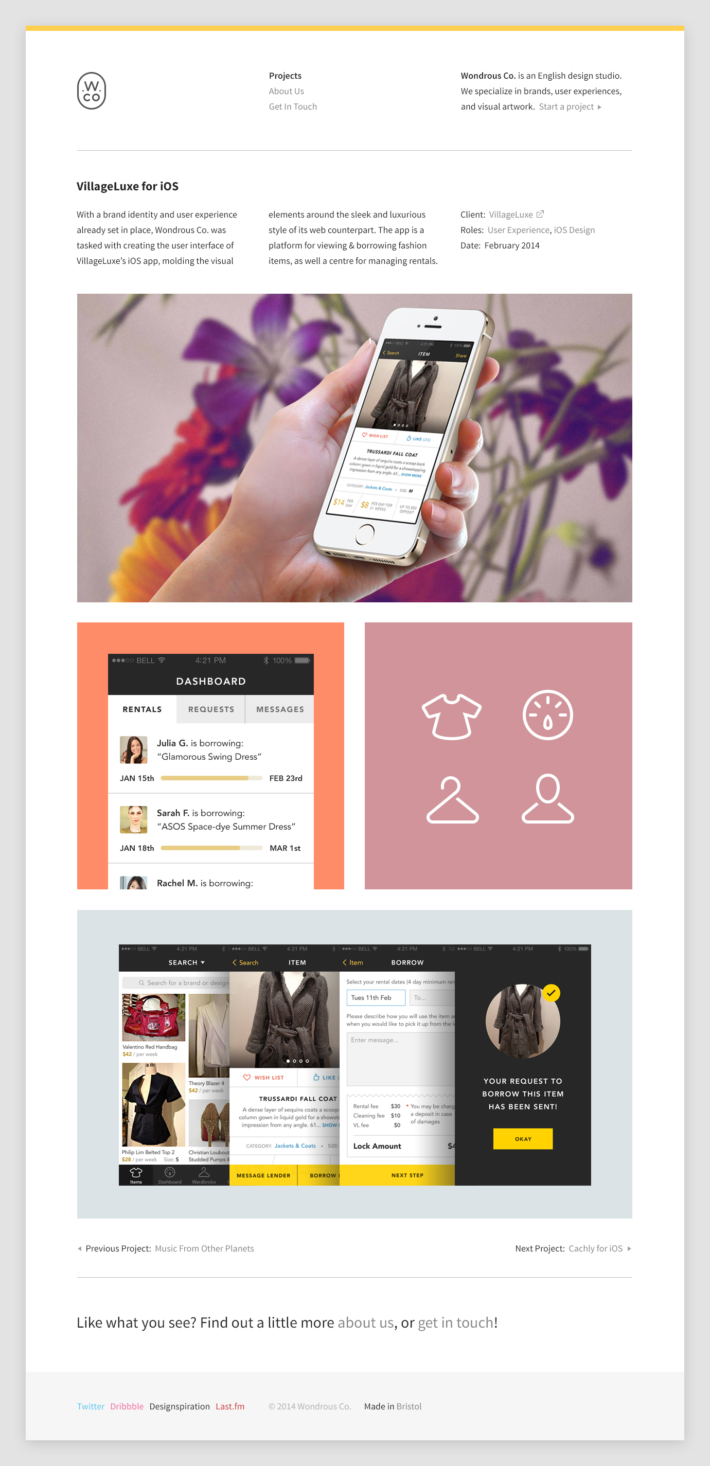 Project-Page