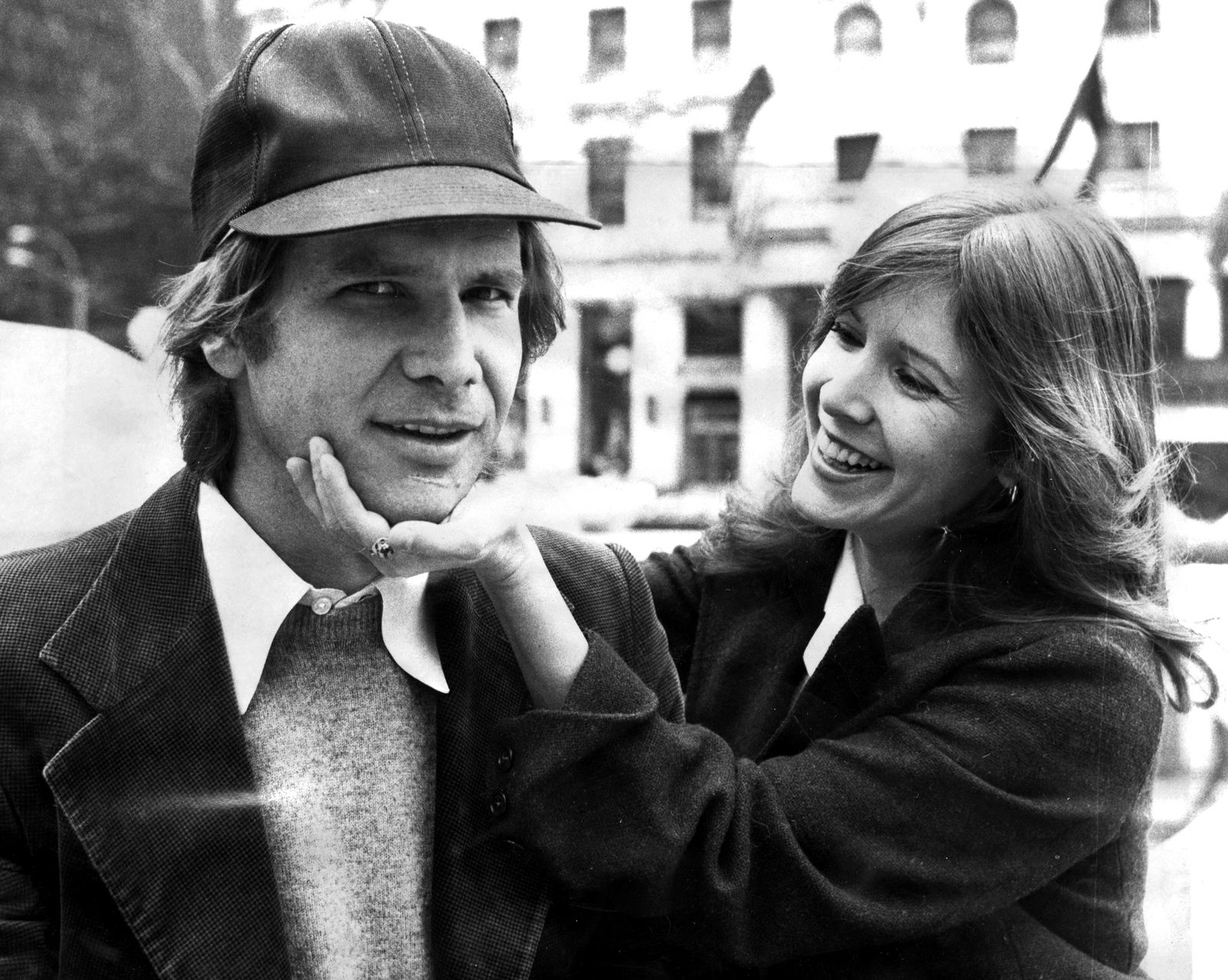 Carrie Fisher's last Harrison Ford story isn't romantic, it's tragic - The Verge
