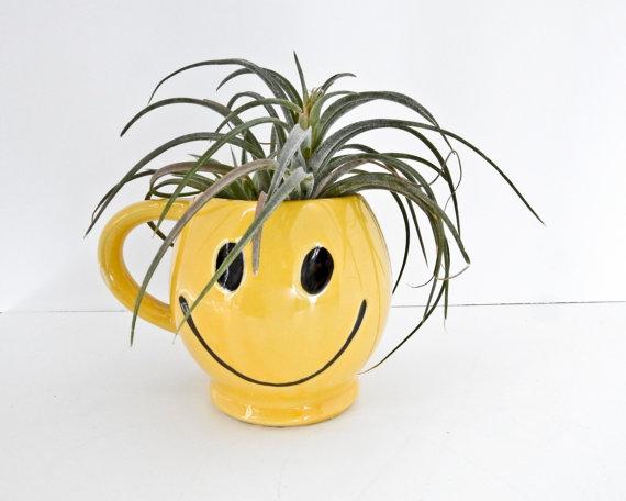 Smiley Face Mug, McCoy Cup