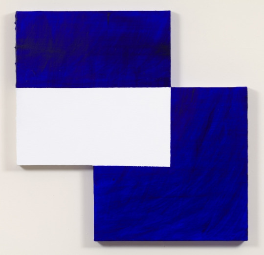 2015 Mary Heilmann, Geometric Left