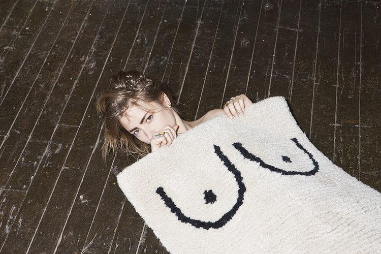 cold picnic private parts rug: 2