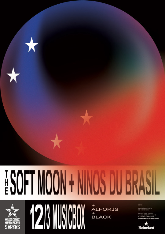 The Soft Moon + Ninos Du Brasil