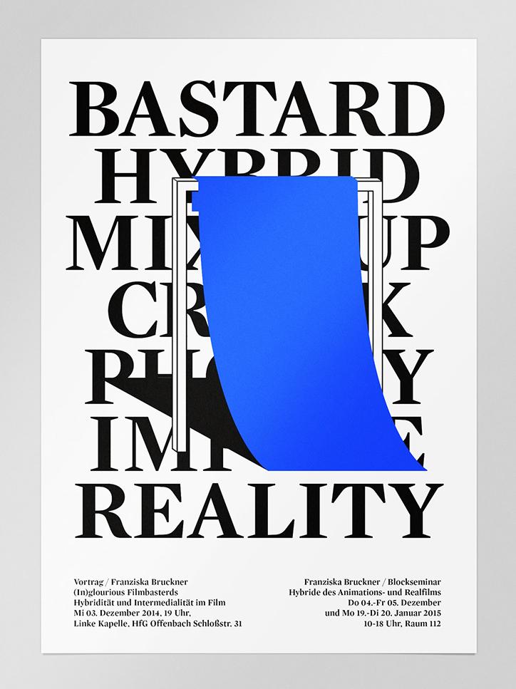 We Do: Bastard Poster