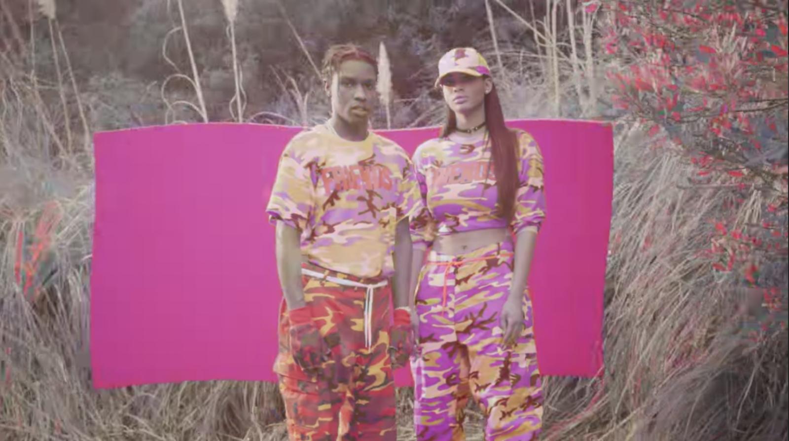 A$AP Mob  - 'Yamborghini High' ft. Juicy J