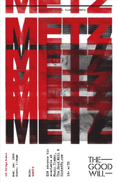 METZ by Jadyn Klassen