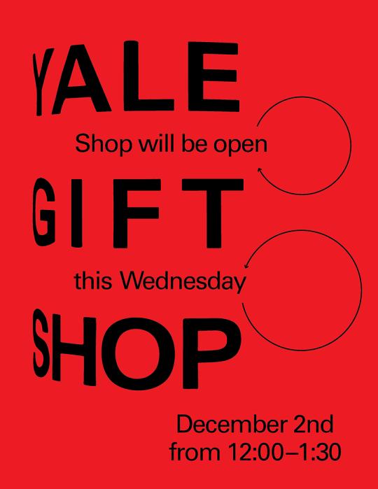 Yale Gift Shop