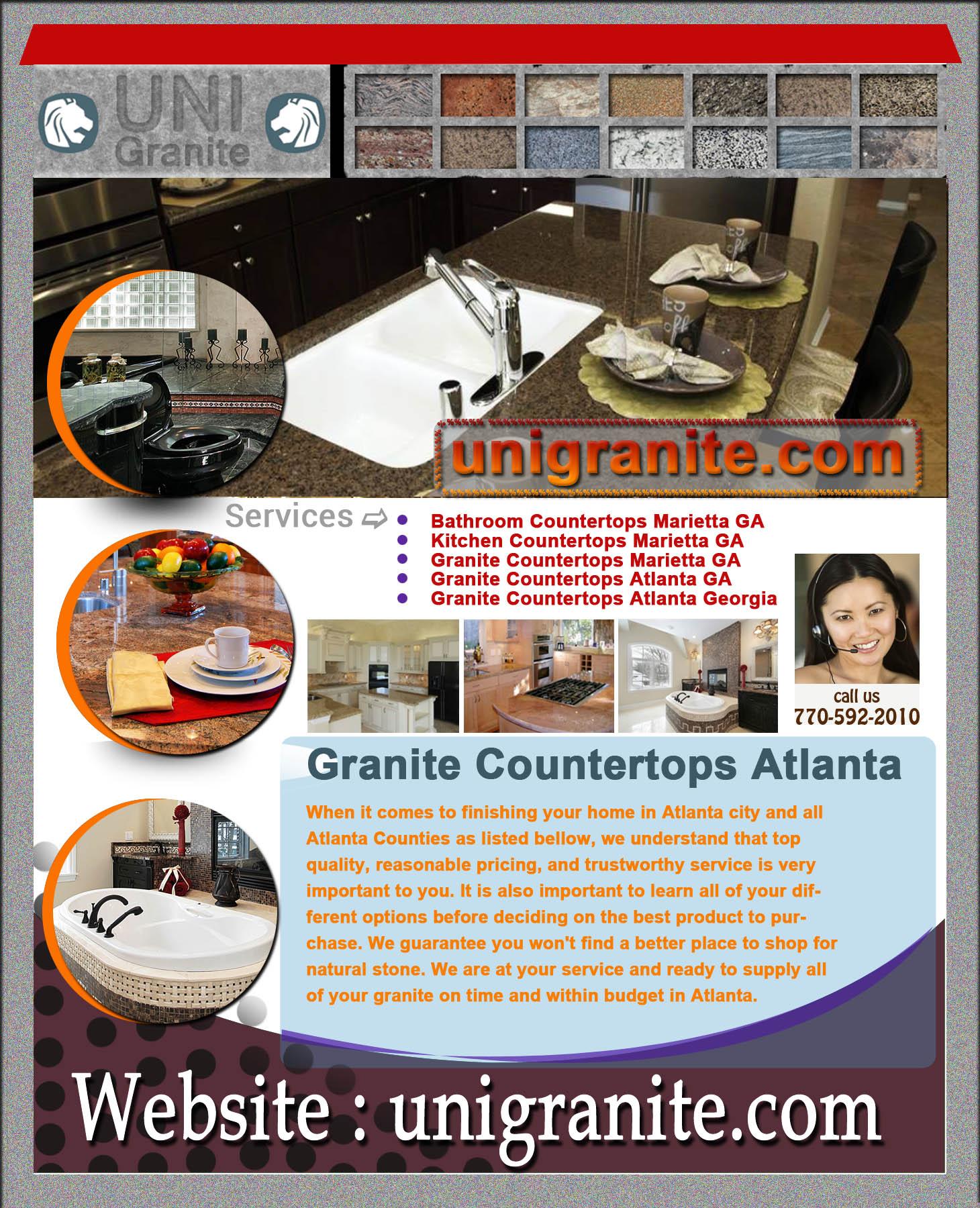 Granite Countertops Atlanta