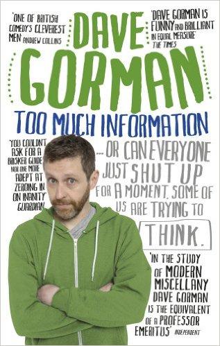 Inspiration - Dave Gorman book cover