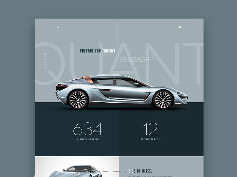Concept Car Site