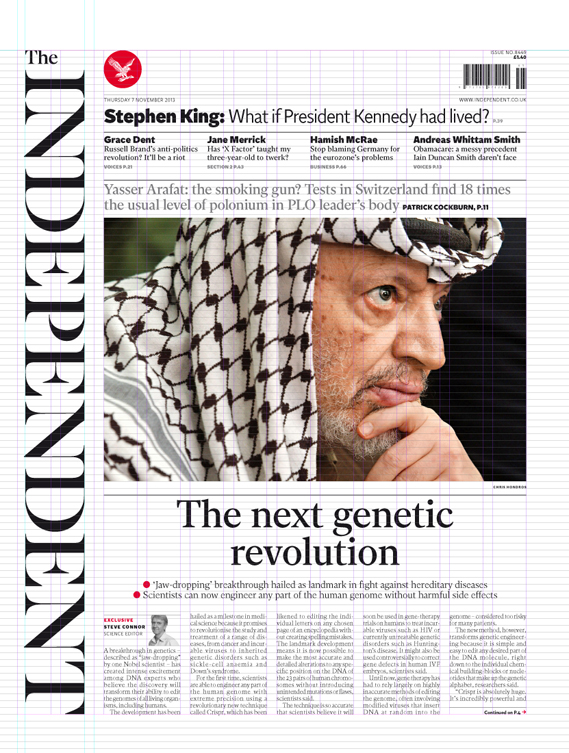 The Independent (Nov 2013)