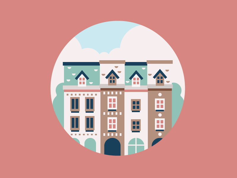 Tiny Buildings