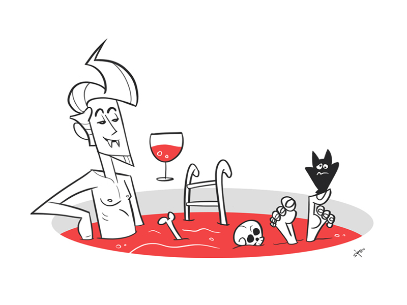 Relax by spovv - Dribbble