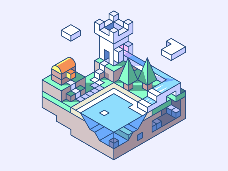 Towerfall by Benjamin Bely - Dribbble